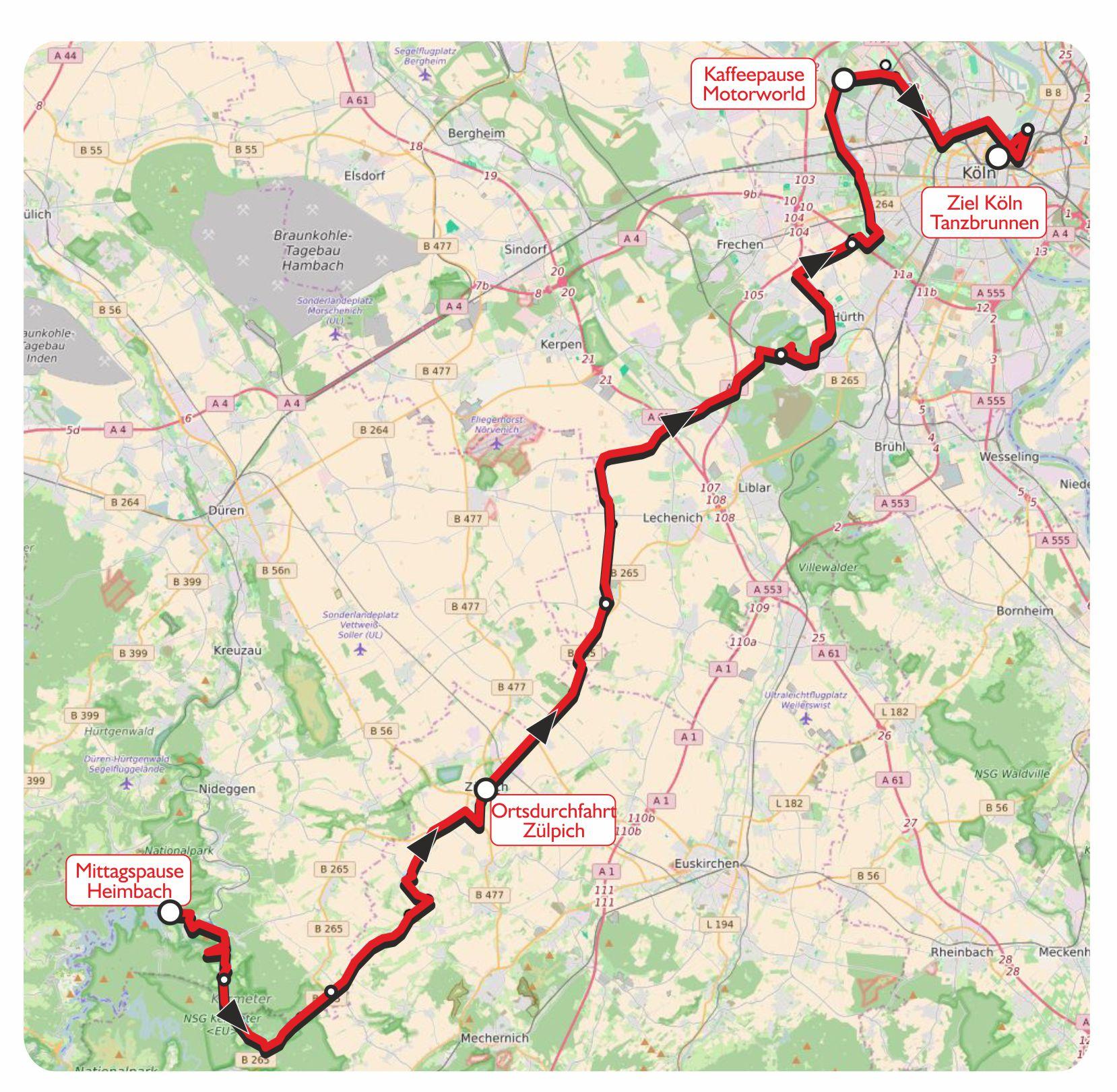 Köln Rallye 2018 NM